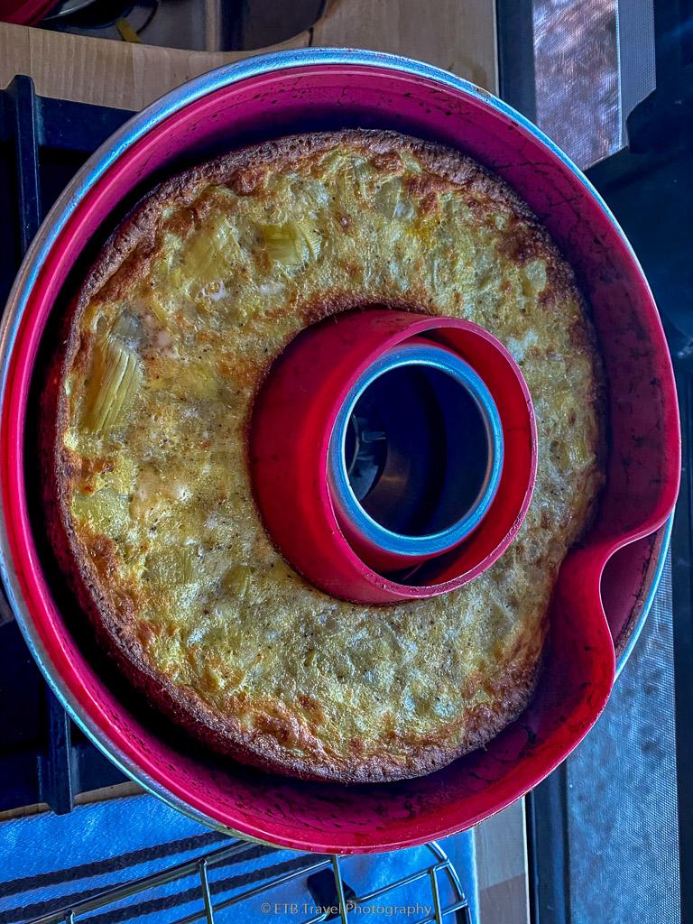 omnia oven quiche
