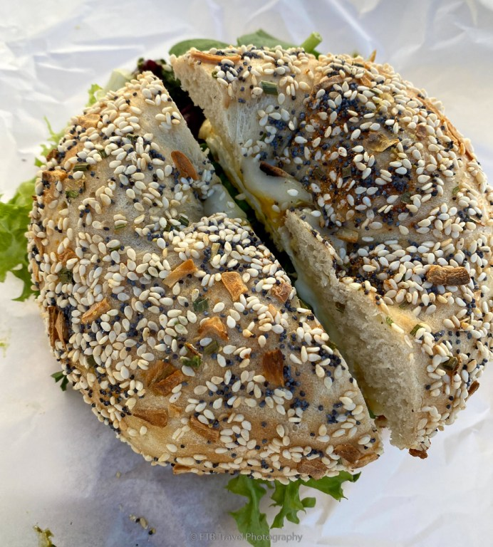 butte bagel in crested butte