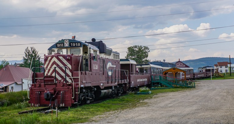 ride the train in leadville