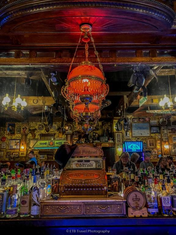 silver dollar saloon in leadville