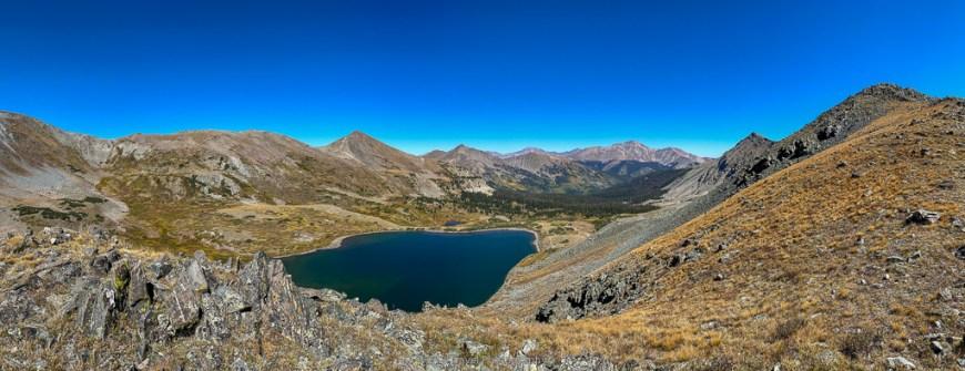 ptarmigan Lake Trail near Buena Vista