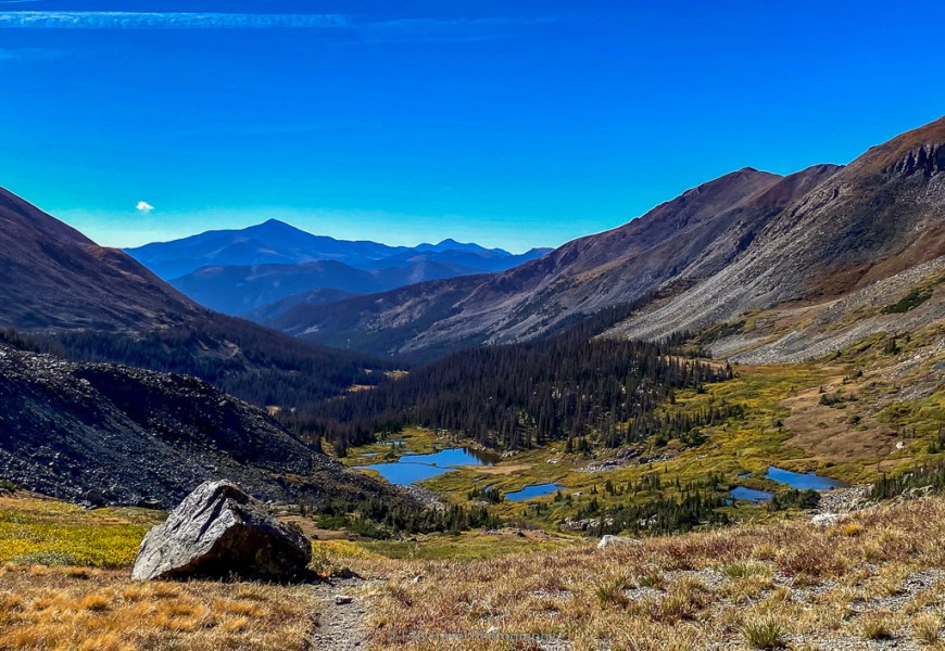 hikes near buena vista