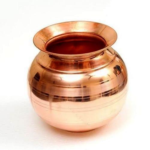 copper water pot online shopping