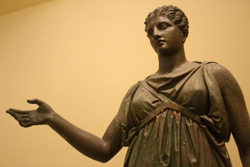 The Euphranor Artemis (Detail)