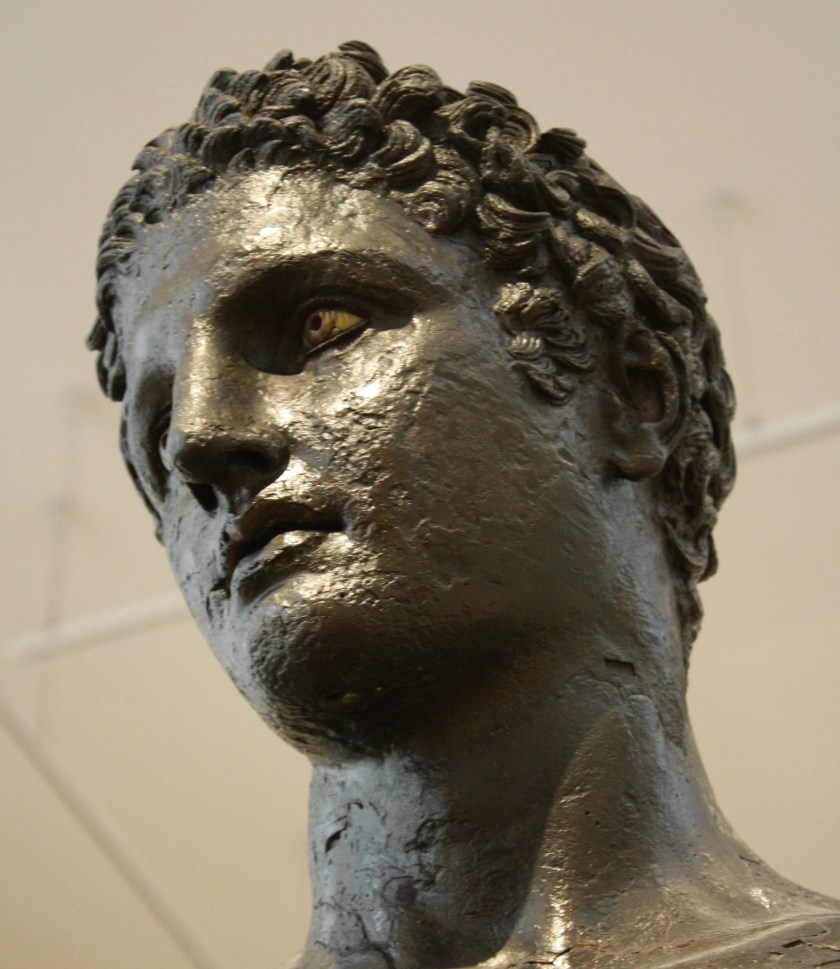 7 Impressive Greek Bronze Statues