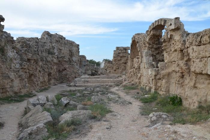The bath complex, Salamis