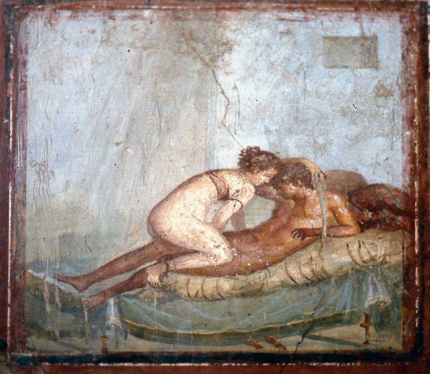 Erotic Images: Sex in Pompeii