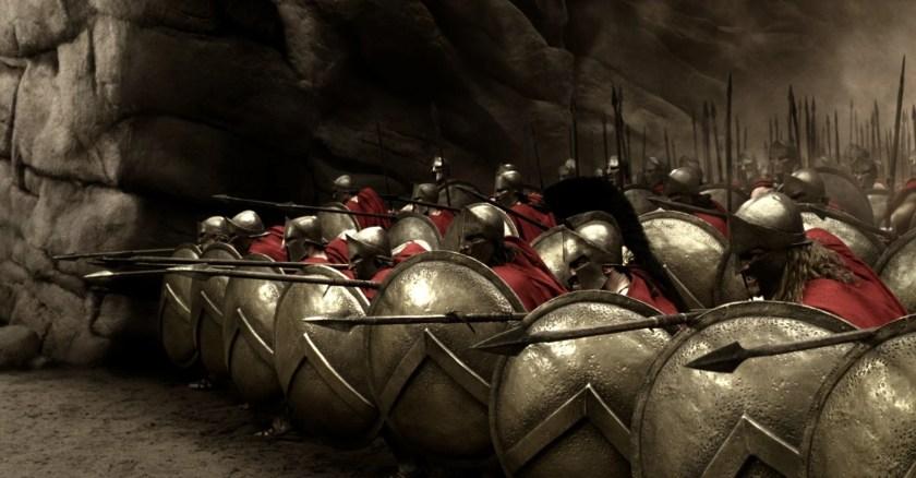 Sparta 300 Thermopylae