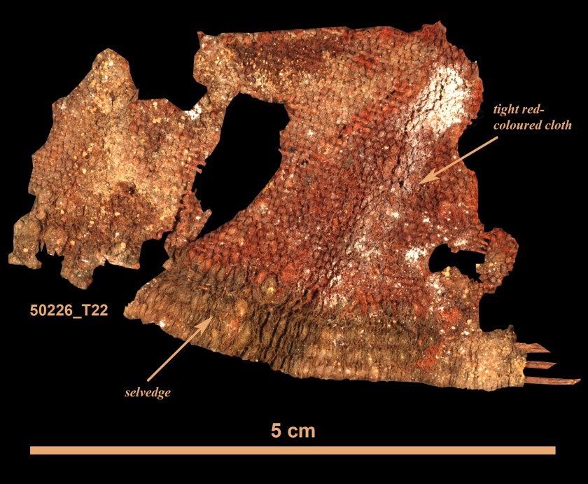 Image_8_Textile_fragment_Madain_Salih_Archaeological_Project