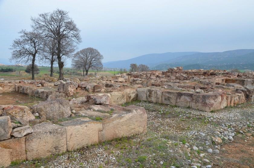 Sapinuwa Hittite city