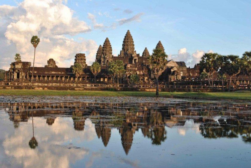 Ancient World lrangkor angkor