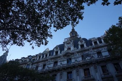 Locaux de l'ancien journal La Prensa, reconverti en ministère de la culture.