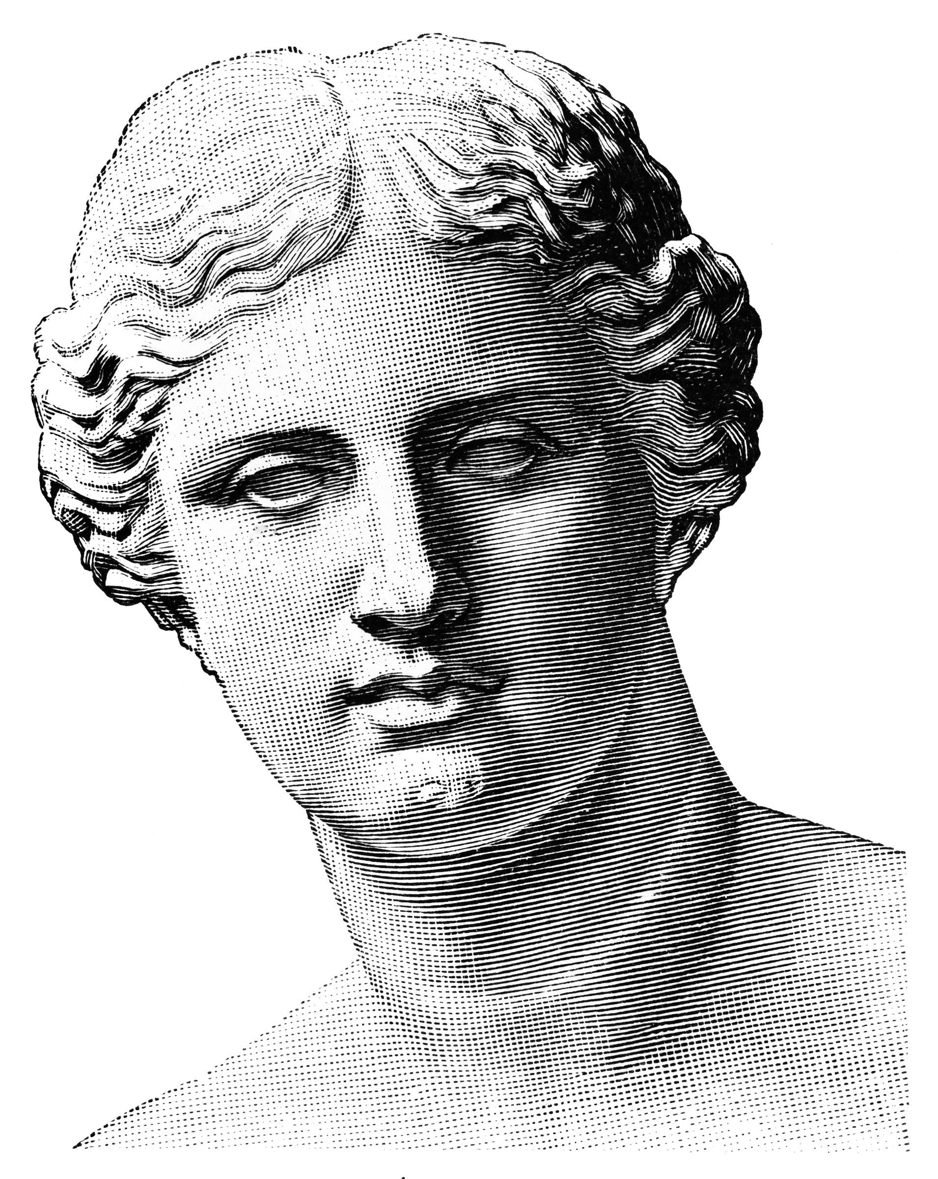 Aphrodite ClipArt ETC