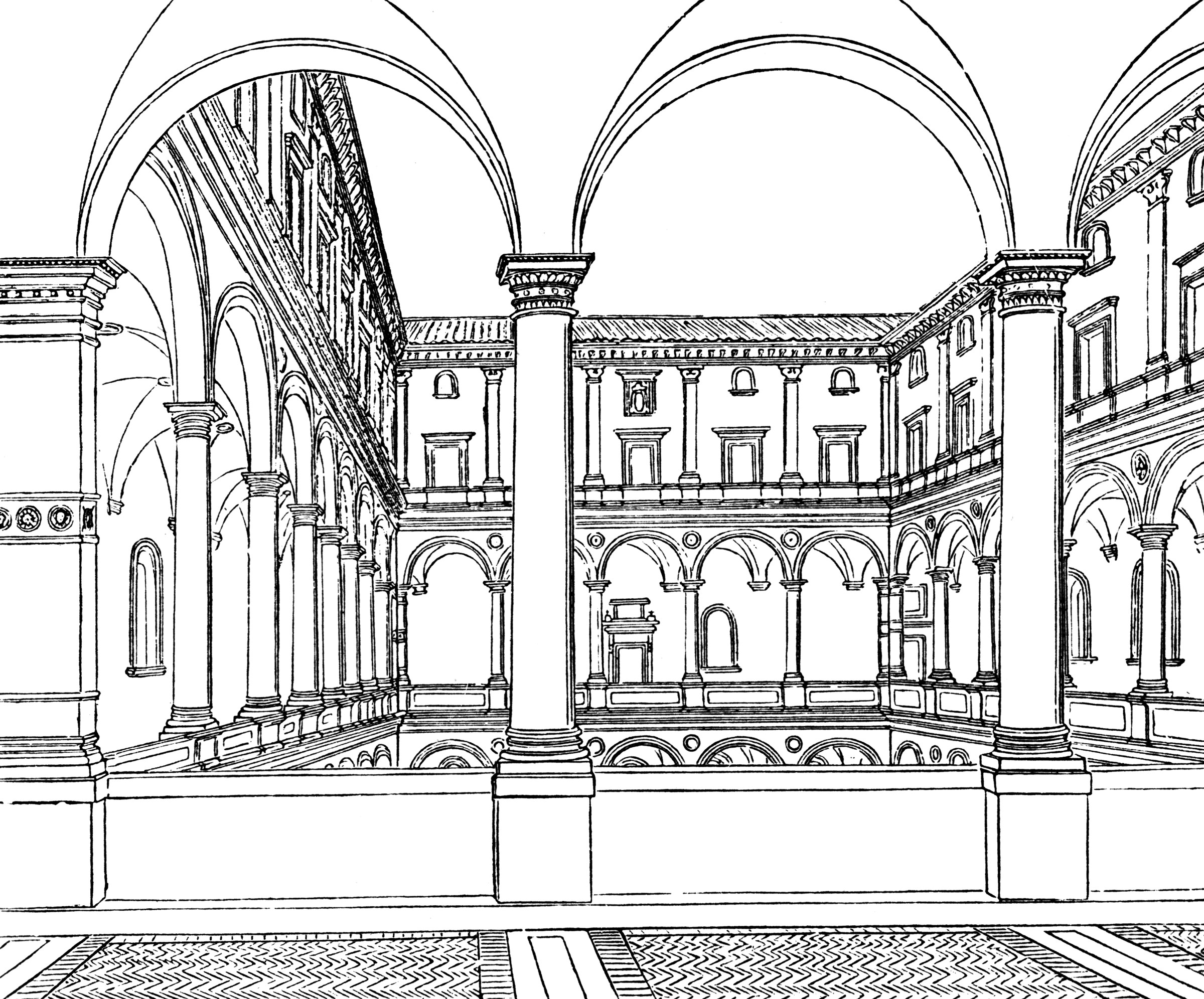 Cancellaria Palace Clipart Etc