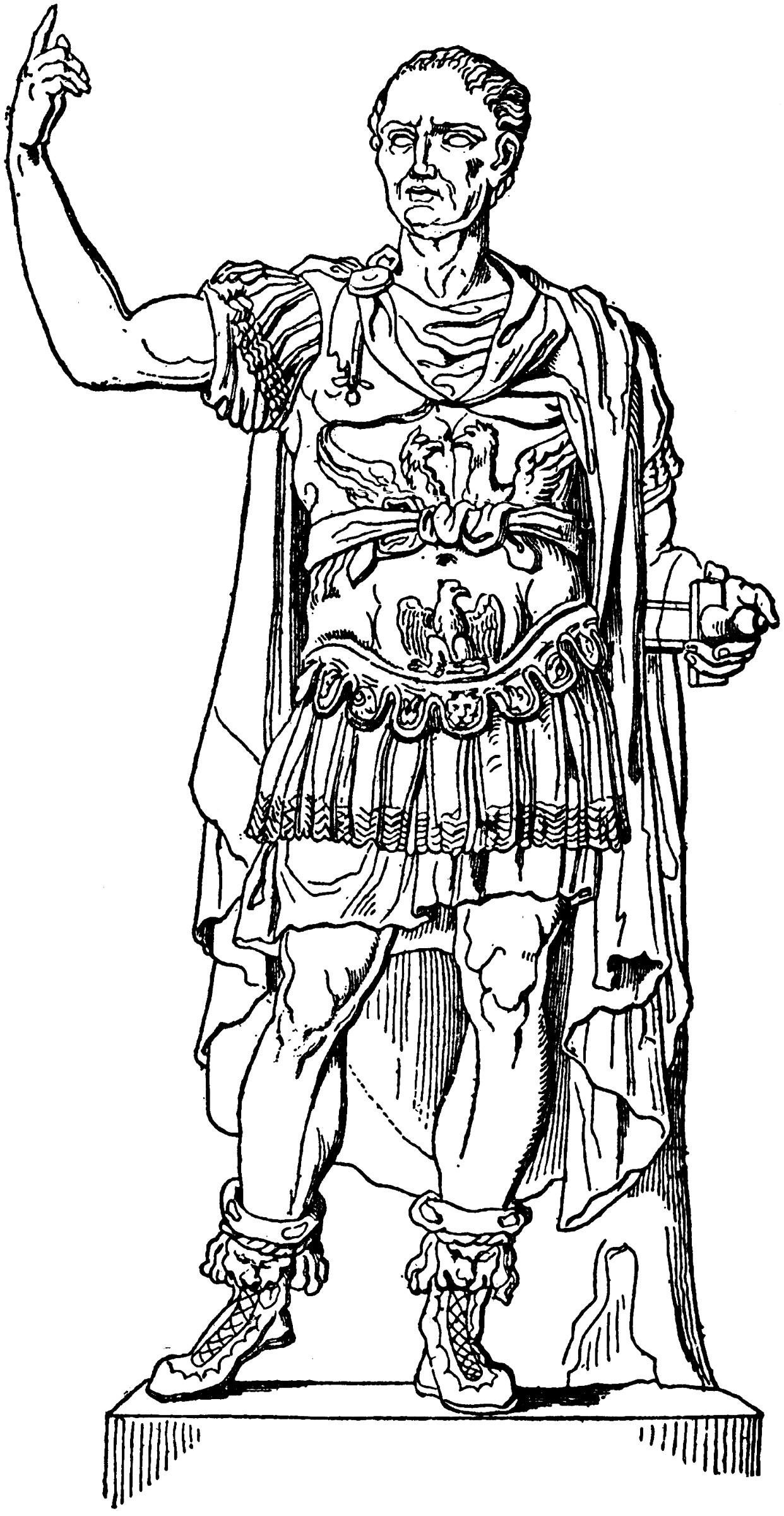 Julius Caesar ClipArt ETC
