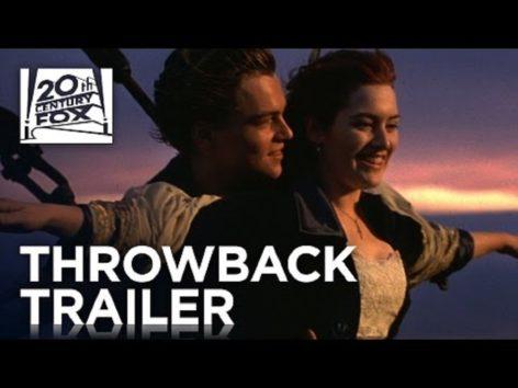 画像:2015/06/25 に公開YouTube『Titanic | #TBT Trailer | 20th Century FOX 』のサムネイル