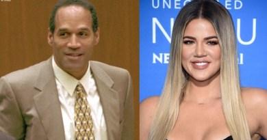 画像:『abc7』O.J. Simpson addresses long-circulated rumors that he's Khloe Kardashian's dad(Photo:AP Image)