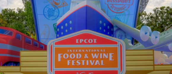 20th epcot international food and wine festival