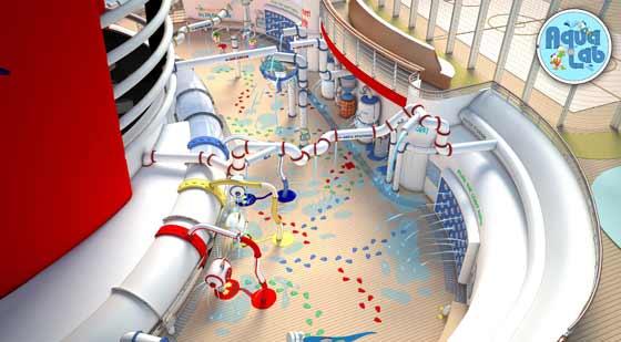 Aqualab rendering