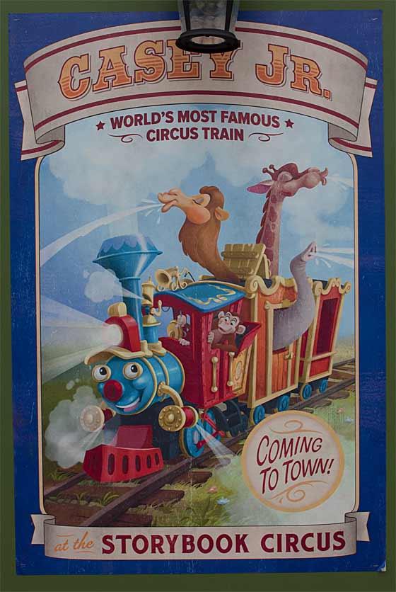 Casey Jr. poster