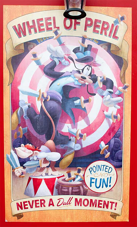 Wheel of Peril poster
