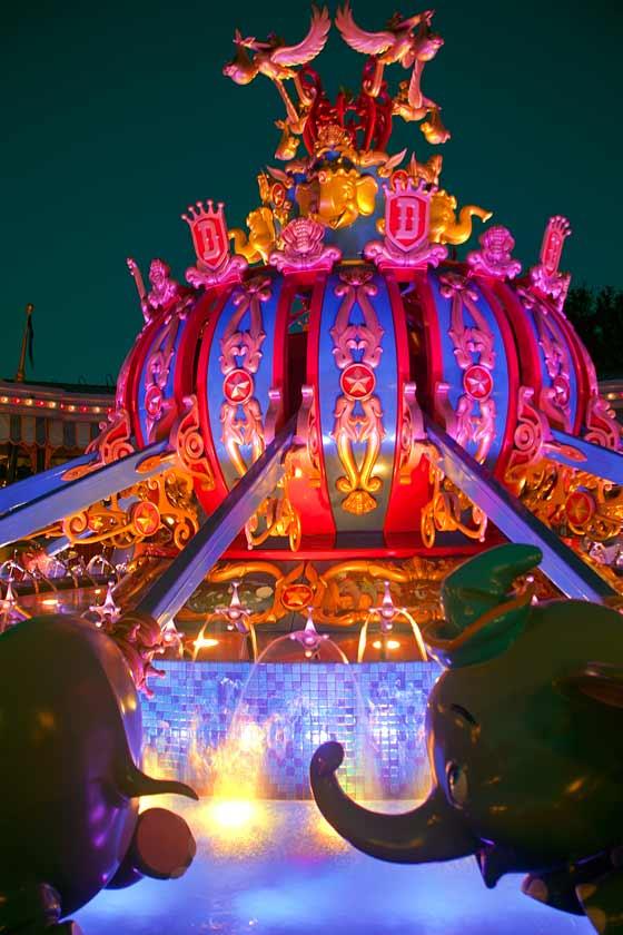 Dumbo attraction
