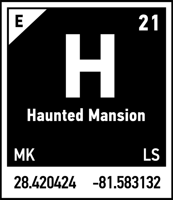 The Haunted Mansion element