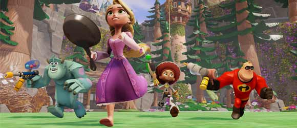 rapunzel saves the day sweepstakes