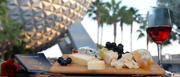 are you getting ready for the 2014 epcot food and wine festival?