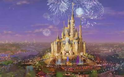 shanghai disneyland resort is recruiting