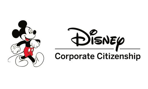 Disney Corporate Citizenship logo