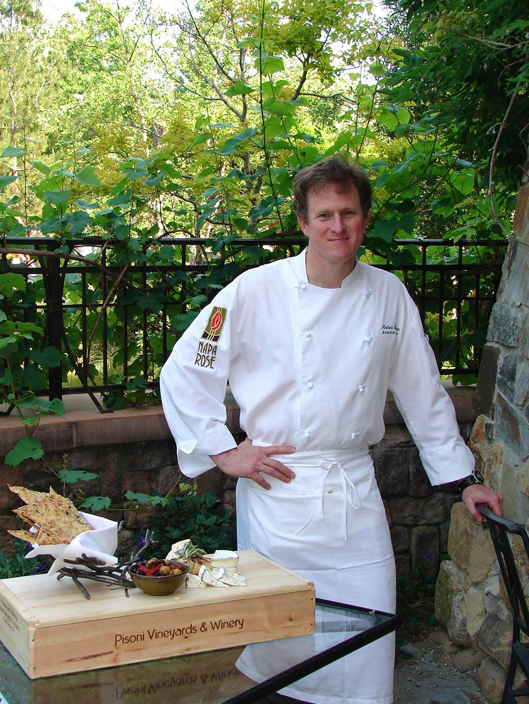 Disney chef Andrew Sutton