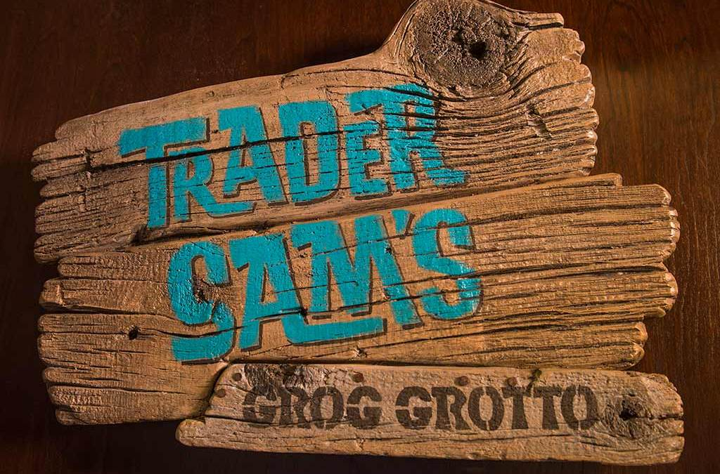 trader sam's now open at disney's polynesian village resort