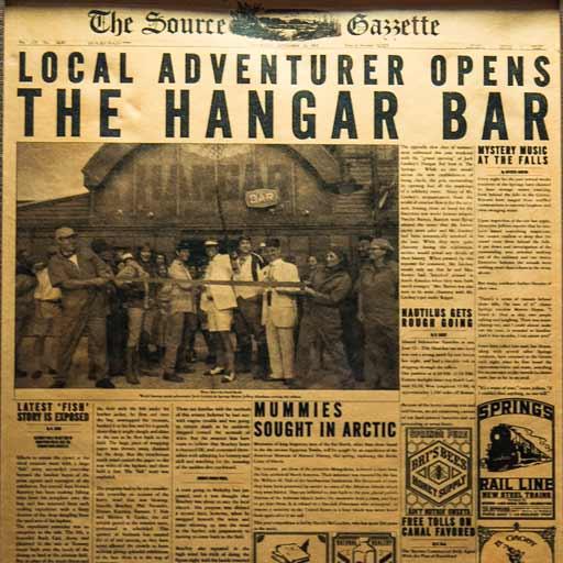 jock lindsey hangar bar now open