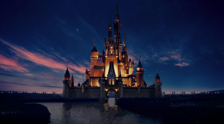 Hero image of Castle for The Walt Disney Company