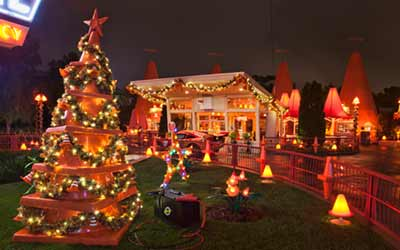 2015 disneyland holiday season