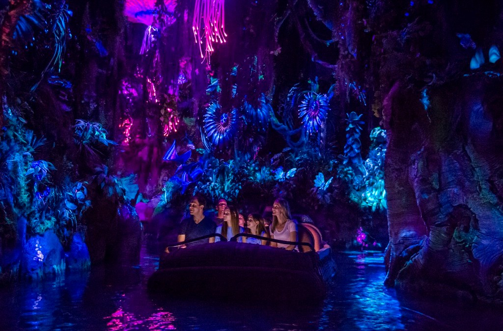 FAST FACTS: Na'vi River Journey
