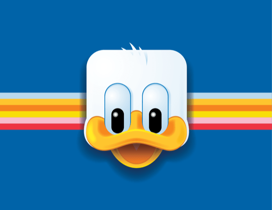 donald duck icon