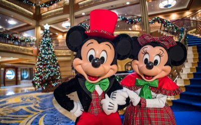 2018 holiday disney cruises