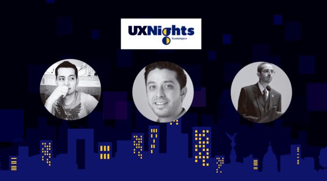 UX Night. Hablemos de Usabilidad