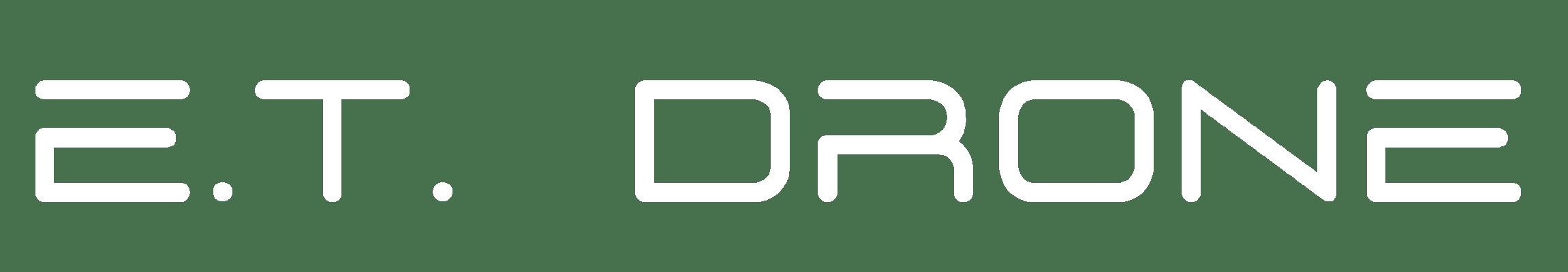 ET DRONE transparent
