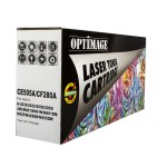 Compatible HP 05A /80A (CE505A) Black Laser Toner Cartridge