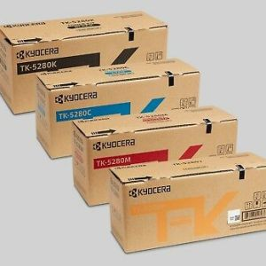 Kyocera TK-5280 toner cartridges