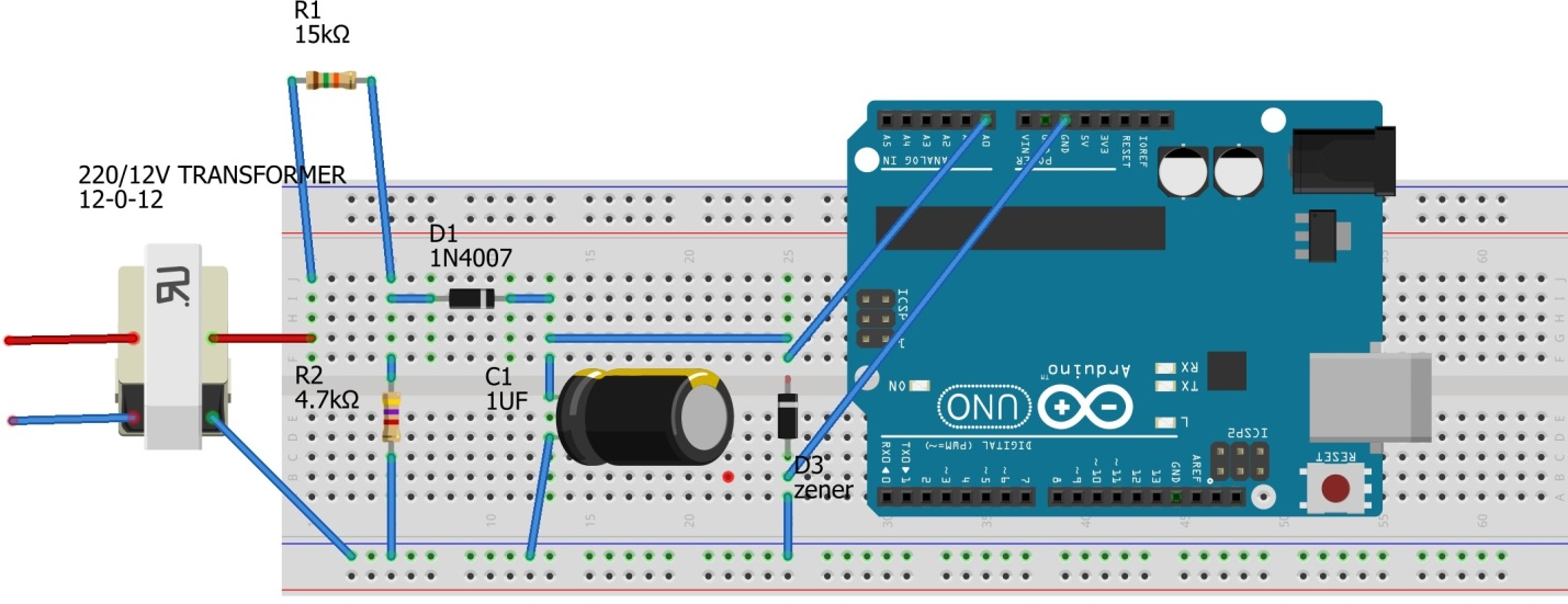 How To Make a Digital Voltmeter Using Arduino(Simplest)