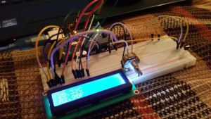 Arduino Thermometer using LM35