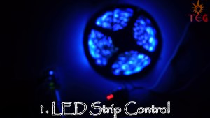 LED STRIP LIGHT IOT PROJECT