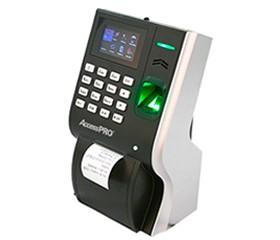 Checador Biométrico de huella LP4 con impresora integrada | eTecnomarket