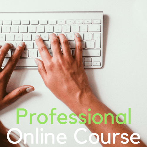 professional online course