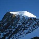 Summit Plateau from Alphubeljoch