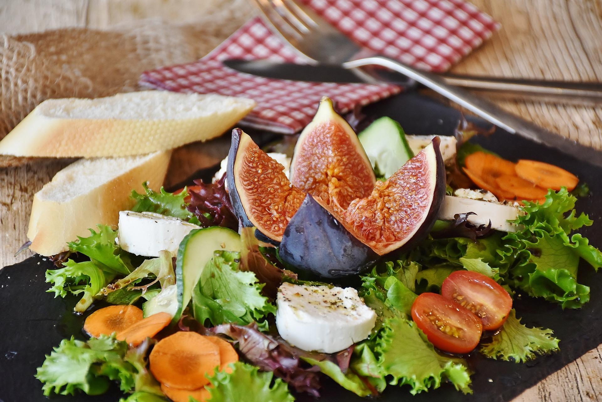 Een gezonde lunch kan heel simpel zijn
